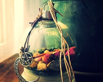 Protection/personal power witches ball, protection, spells, wiccan, power, paegan
