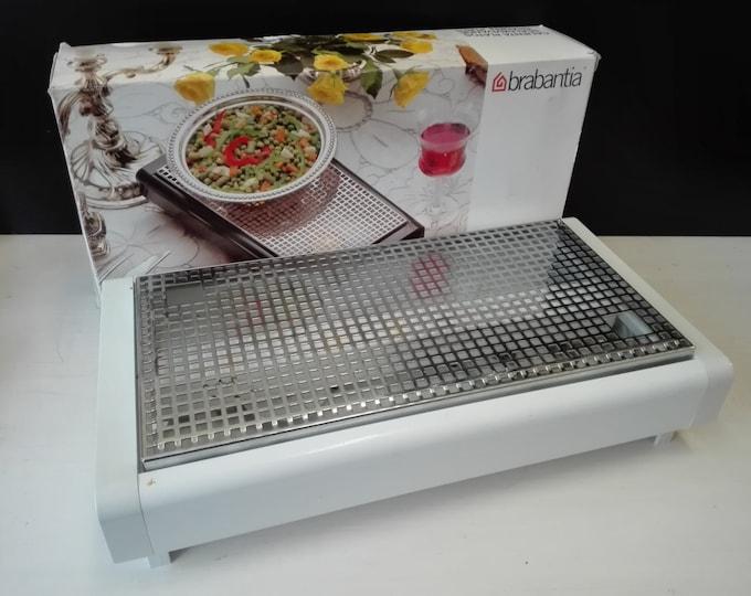 Brabantia rechaud / hot plate, boxed