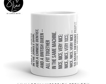 53rd Calypso: The Book of Bokonon | Motivational Mug