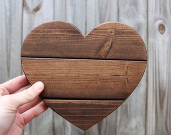 Valentines Day,Wooden Heart,Rustic Home Decor,Rustic Wedding Decor,Rustic Wall Art, Rustic Wall Decor,Farmhouse Decor,Farmhouse Sign,Love