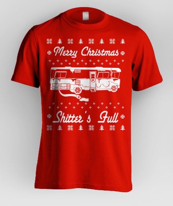 SVG Shitter Full Ugly Sweater Clark Griswold Cousin Eddie