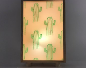 #cactusV light box