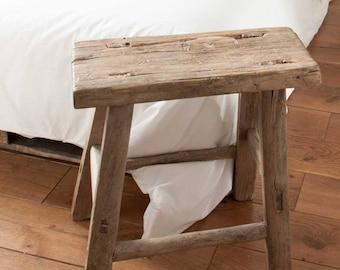 Vintage Rustic Work Stool & Wooden stool - Vintage | Etsy UK islam-shia.org