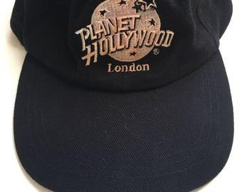 Planet Hollywood London Baseball Hat