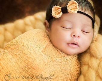 Caramel Stretch Knit Wrap,Newborn Wrap,Newborn Photo Prop,Newborn Stretch Wrap,Photography Prop,Baby Wrap,Newborn Photography,Stretch Wrap