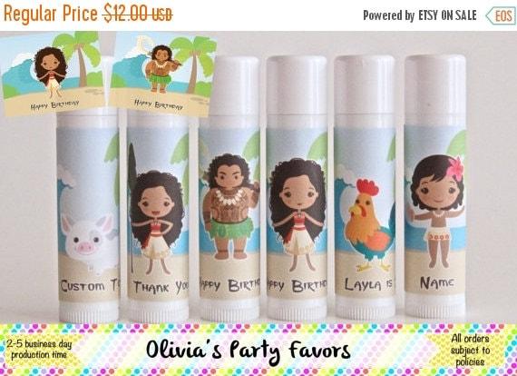 Disney Moana Lip Balm for Kids