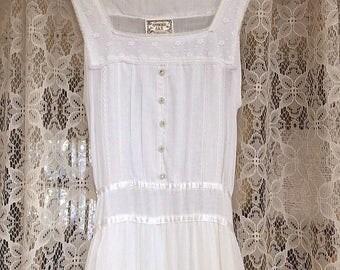 Gunne Sax Maxi Dress // Vintage Maxi Dress // 70's Maxi Dress // Boho Maxi Dress