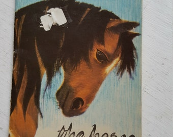 The Horse by Emil Girleanu / Childrens Book / Paperback / 1973
