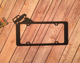 JEEP Off Road SUV  license plate frame