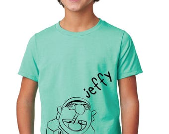 Jeffy SML Boys T-shirt