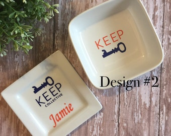 Ring Dish / Personalized