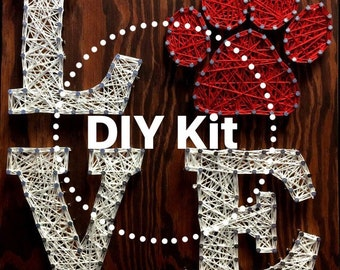 LOVE - Do It Yourself Kit