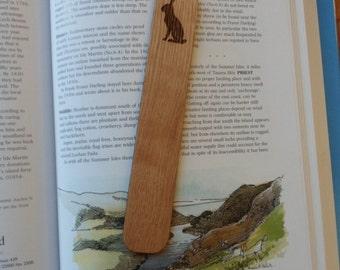 Hare Oak Bookmark