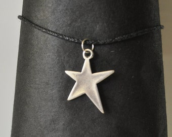 Necklace star zamak