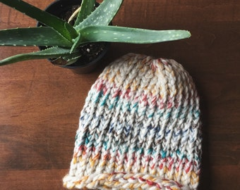 READY-TO-SHIP // Baby Beanie // Sale // Warm and Cozy // Wool