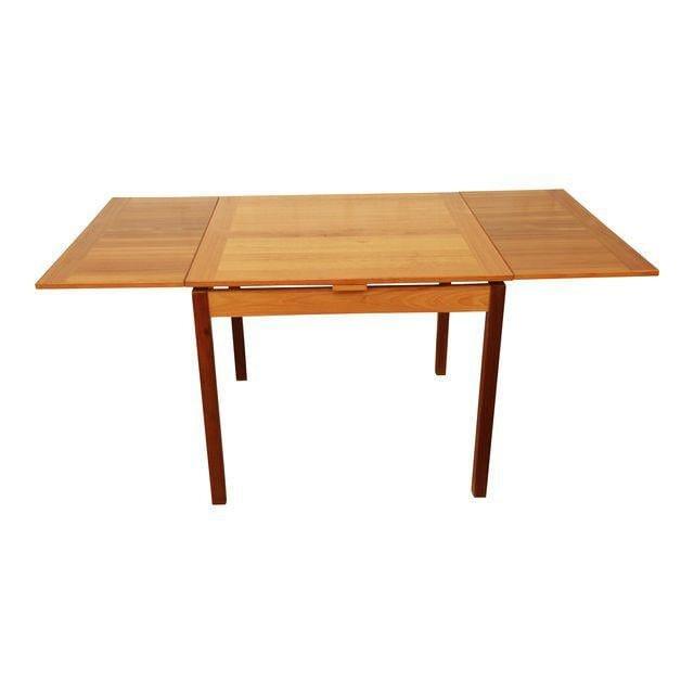Ansager Mobler Danish Modern Teak Extension Dining Table   Mid Century  Modern Dining Table. Danish teak   Etsy