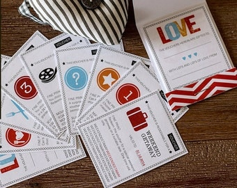 LOVE Coupons / Vouchers Expansion Pack #2 ~ Printable ~ Add/Swap Out set (for the popular LOVE Vouchers for Her Coupon Set)