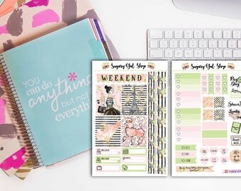 Jadore Paris Personal/TN Planner Sticker Kit
