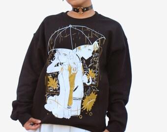 Gold Rain Sweater