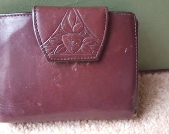 Vintage Rolfs genuine leather wallet