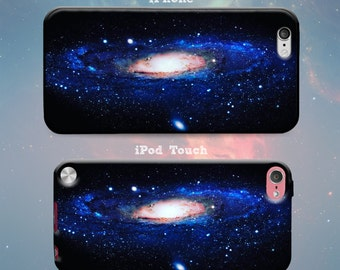 Milky Way Close Up Outer Space Stars Night Sky Beautiful Cosmic Galaxy Rubber Case for iPhone 7 6s 6 Plus iPhone SE 5s 5 5c iPod Touch