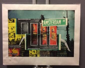 Benga Rabbit,  Amsterdam Print