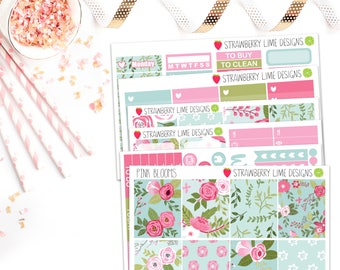 Pink Blooms Collection - Deluxe Kit