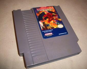 Gargoyle's Quest II 2 NES Nintendo reproduction Game