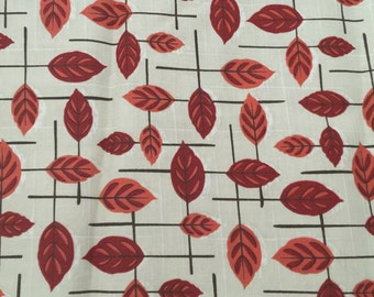 Michelle Engel Benscko Dogwood cotton fabric
