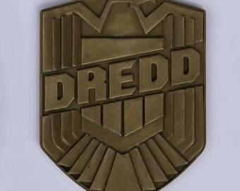 Dredd badage (cold cast)