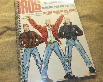 Bros Theme Sketchbook