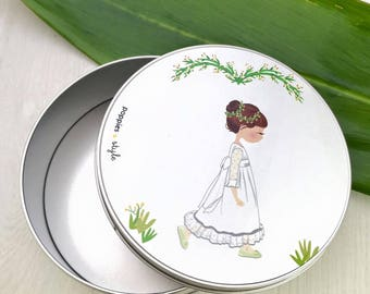 Round boxes first communion-limited edition