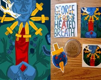 Forgotten Deities Packs (4 designs)