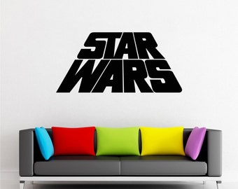 Star Wars wall decal vinyl sticker wall art mural WD012