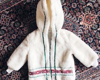 Vintage Tiny Tots Jacket, little girls coat, size 4