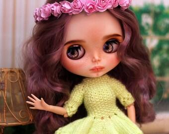 Custom Blythe Doll Miyazaki  Totoro