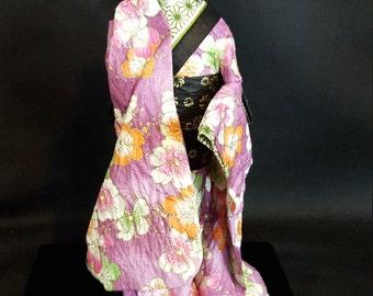 Washi Paper Doll : Nihon Ningyo Misuzu