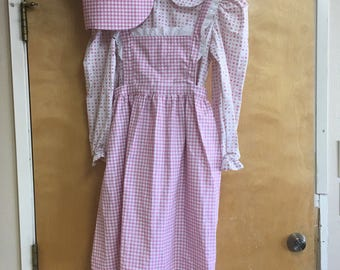Little Flowers Prairie Dress