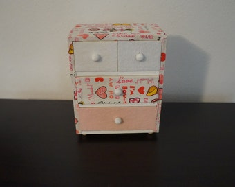Children Jewelry Box