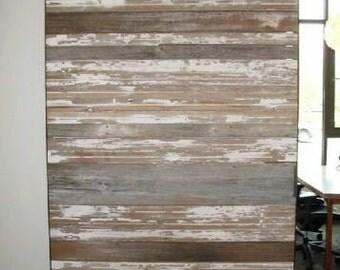 Clad Doors- Reclaimed Lumber