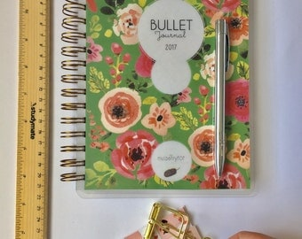 A5 Bullet Journal Notebook