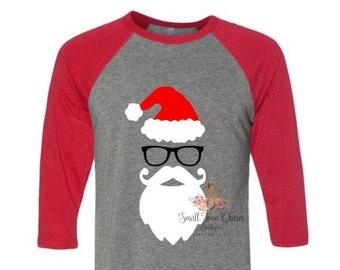 Christmas Shirt, Holiday Shirt,  F un Christmas Shirt for Women
