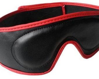 High quality, padded eye mask