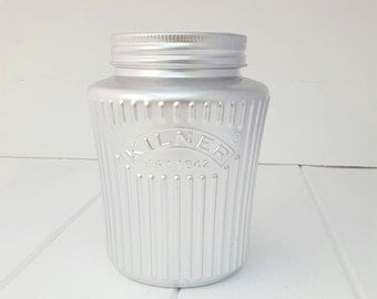 Hand Painted Kilner Jar - 500ml Size - Choice of colours
