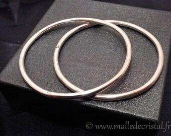 Bracelet jonc Silver Sterling 925 - 3mm - Top Jewlery Handmade