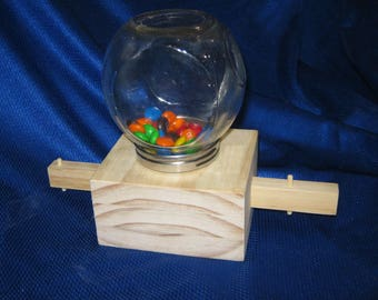 Handmade Candy Dispenser