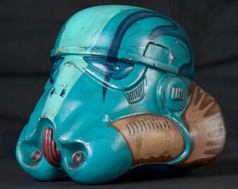 Sapientrooper Custom DIY Star Wars Stormtrooper helmet