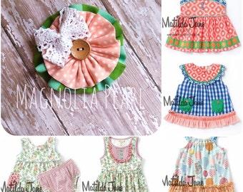 M2M Matilda Jane Clothing, Happy and Free, hair pretty, hair bow, hair accessory, headband, hair clip