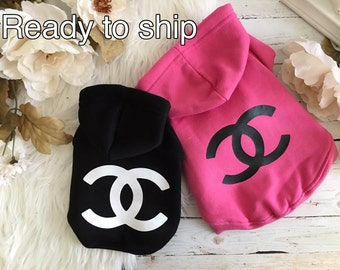 Dog clothes, puppy clothes, dog sweater, CC Hoodie
