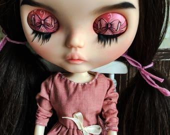 Reserve for H***y Custom Blythe doll